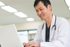 病院・クリニック専用ホームページ制作のお医者さんドットコム サービスのお申し込み